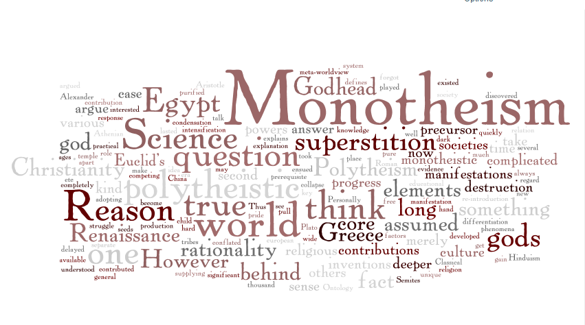 significance of hebrew monotheism
